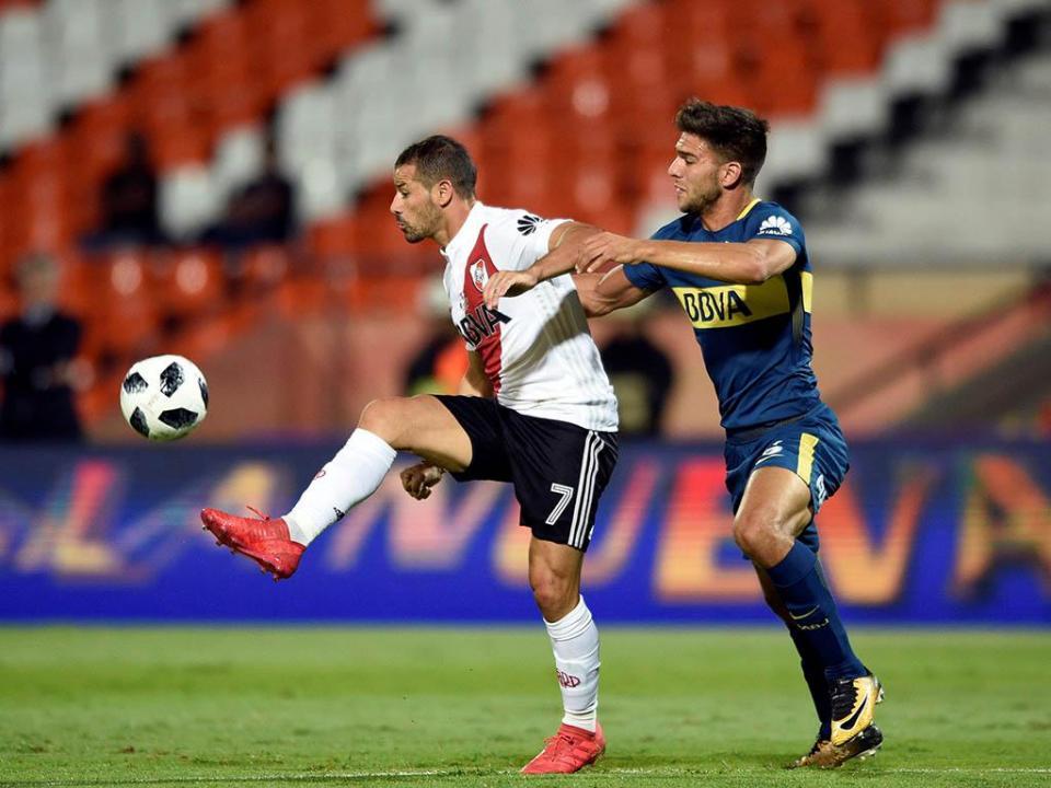 Boca Juniors-River Plate vai ter relato próprio para cardíacos