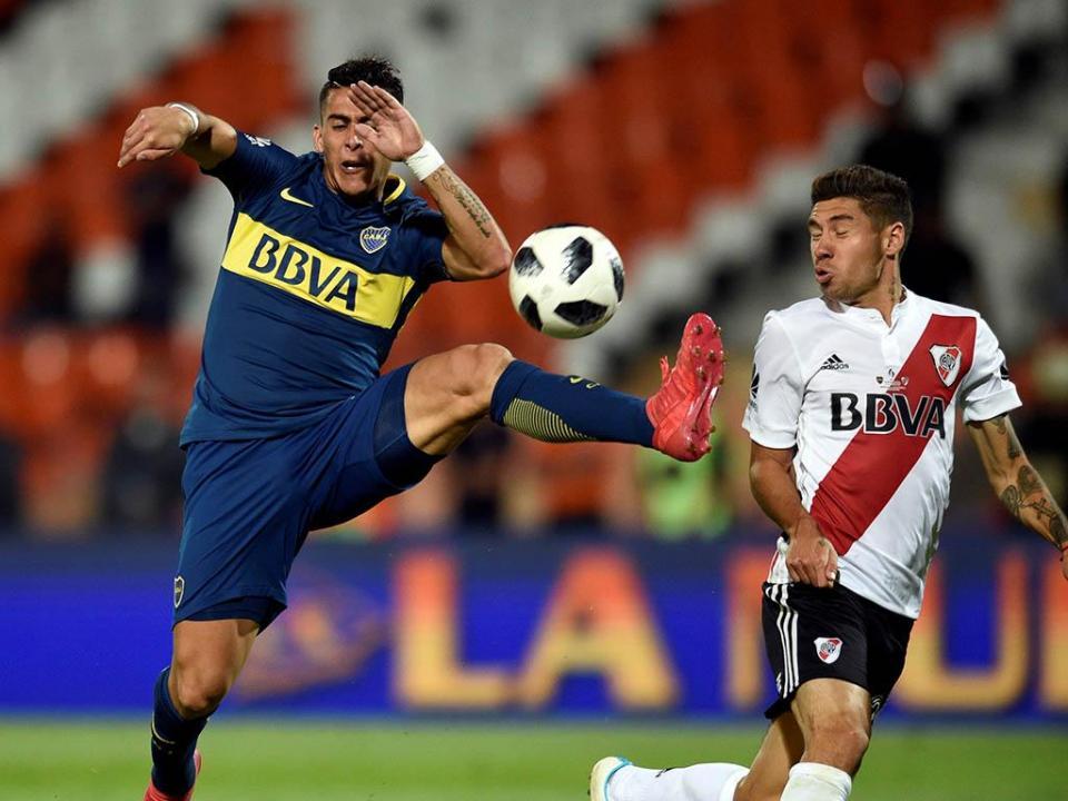 River vence o superclássico com o Boca em plena Bombonera