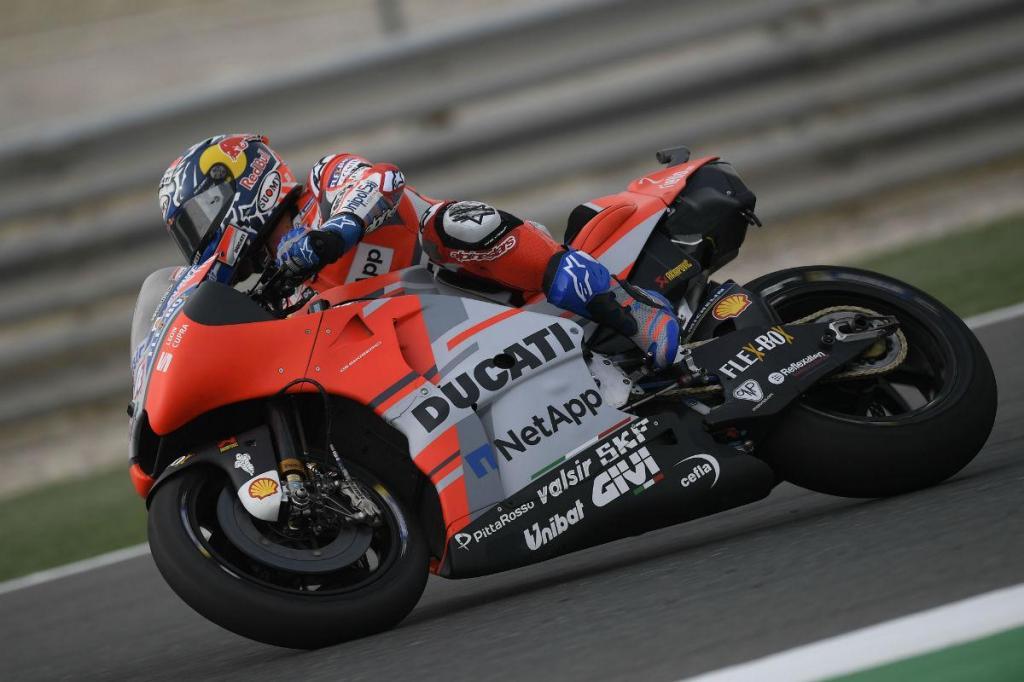 MotoGP: Dovizioso ganha a primeira da época