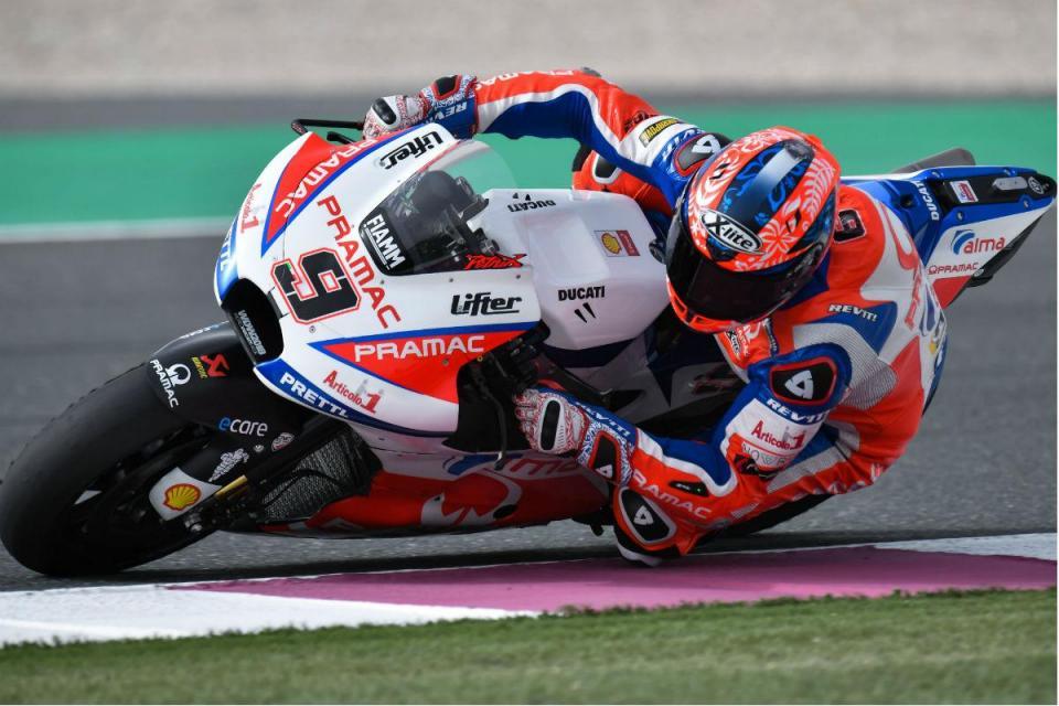Mercado do MotoGP agitado: Petrucci a caminho de ser promovido
