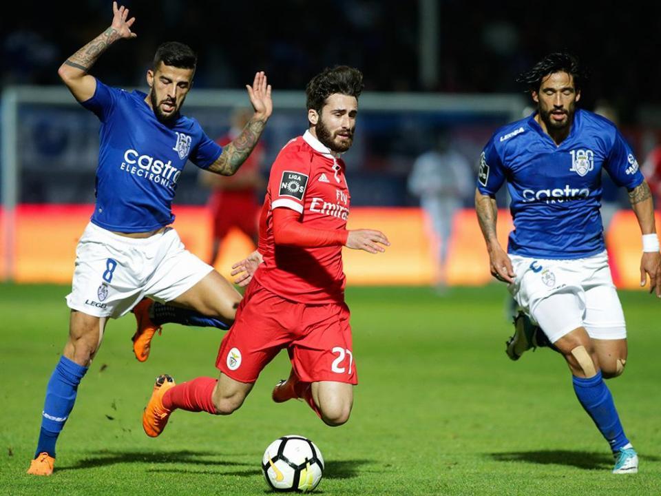 Tiago Silva: «Não admito que metam em causa o meu profissionalismo»