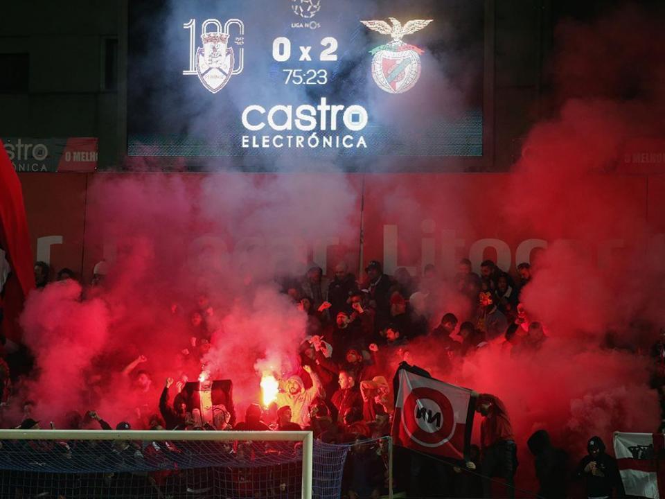 Benfica multado em quase 17 mil euros pelo Conselho de Disciplina