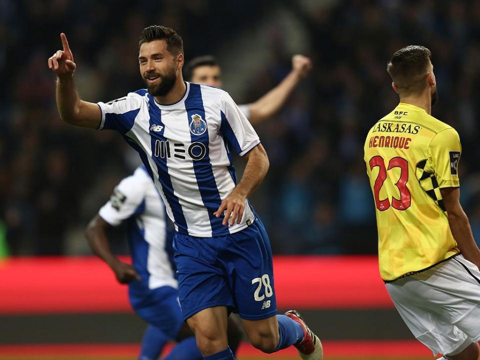 Felipe: «Para sair do FC Porto teria de surgir algo fora do normal»