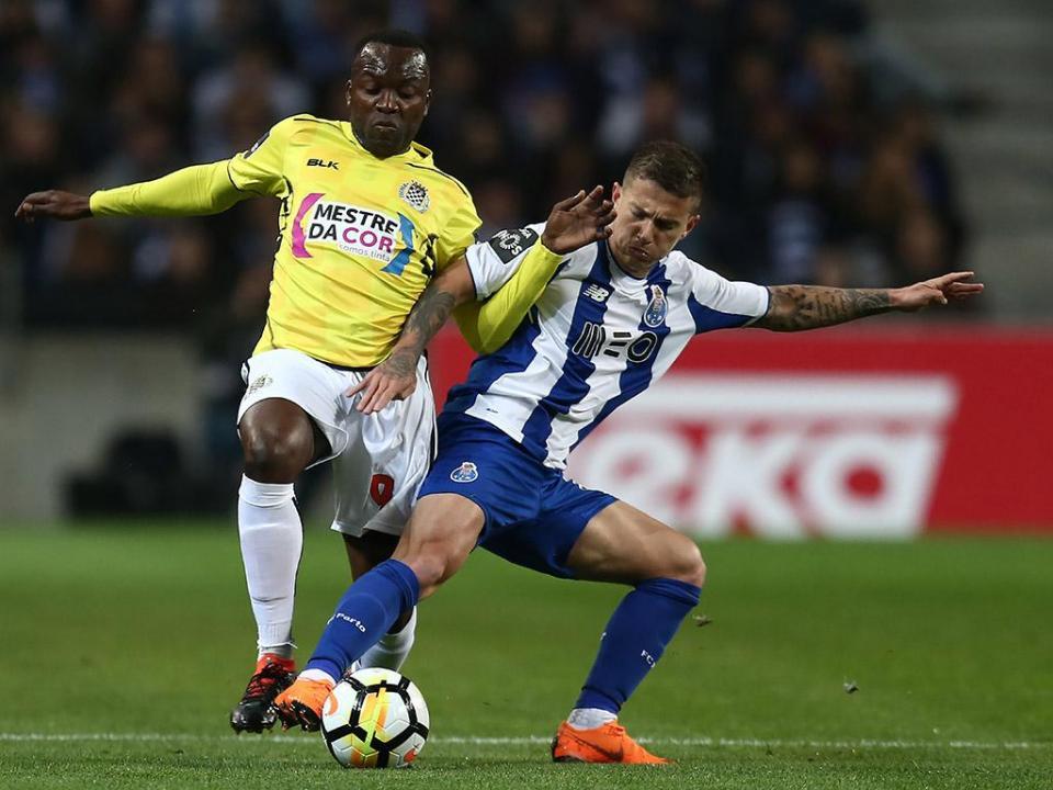 Otávio: «Espero continuar no FC Porto na próxima temporada»
