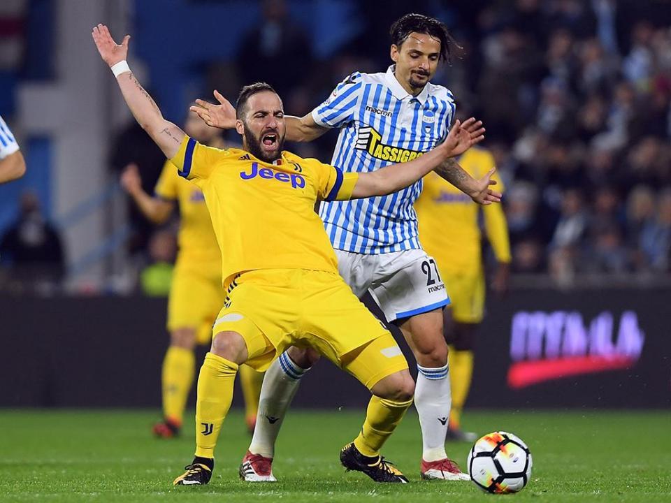 Itália: três meses depois a Juventus volta a perder pontos