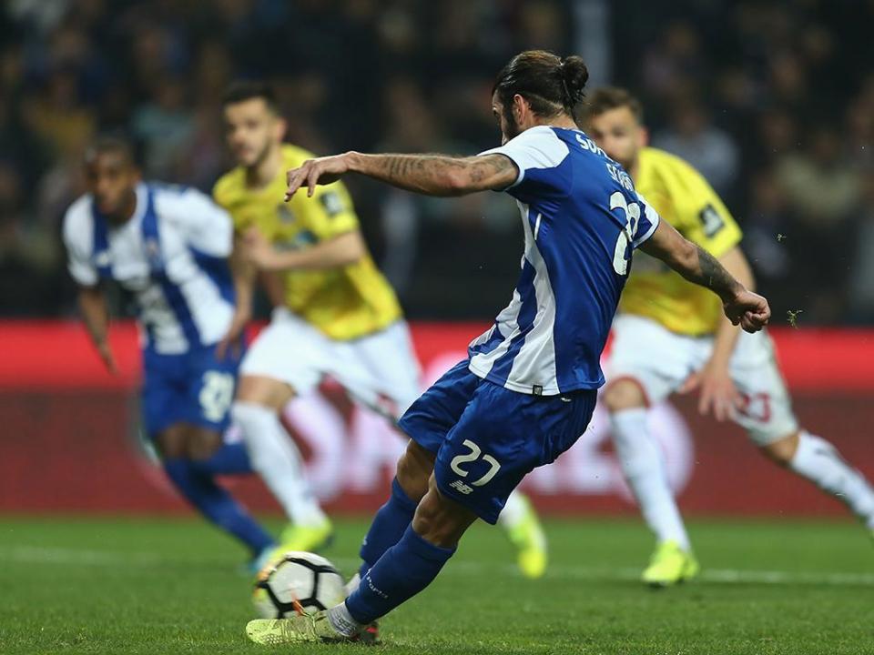 FC Porto-Boavista, 2-0 (destaques)