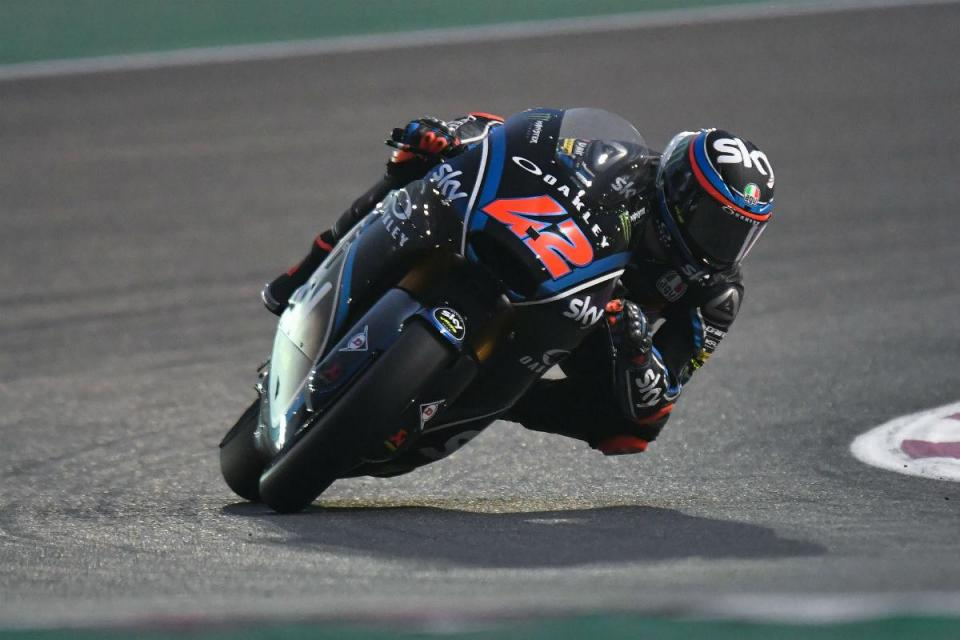 Moto2: Bagnaia vence e Oliveira é 5.º