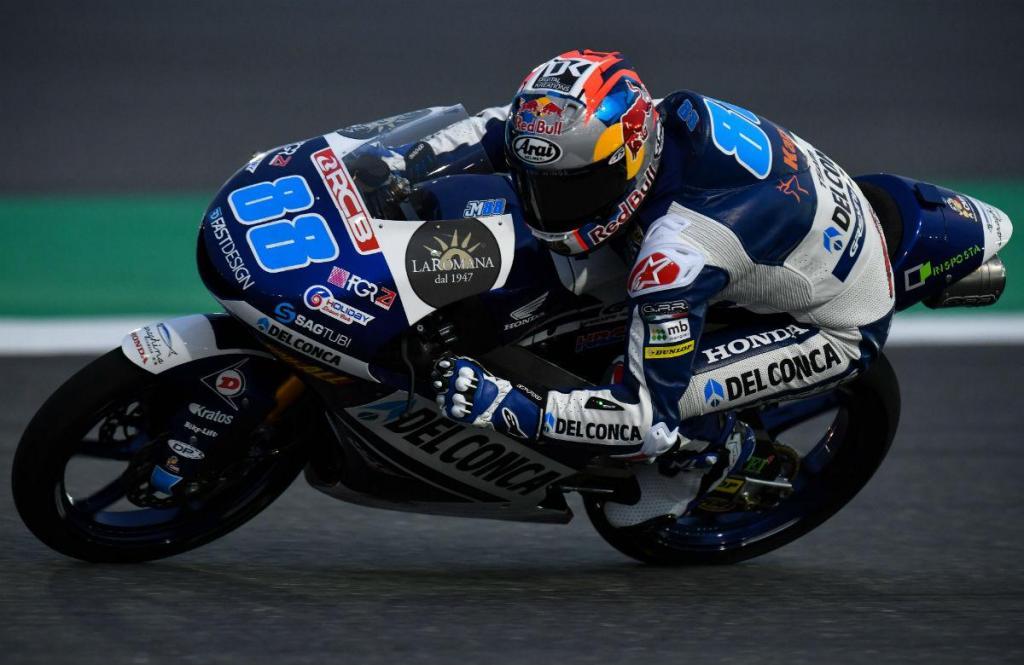 Moto3: Jorge Martin entra a vencer