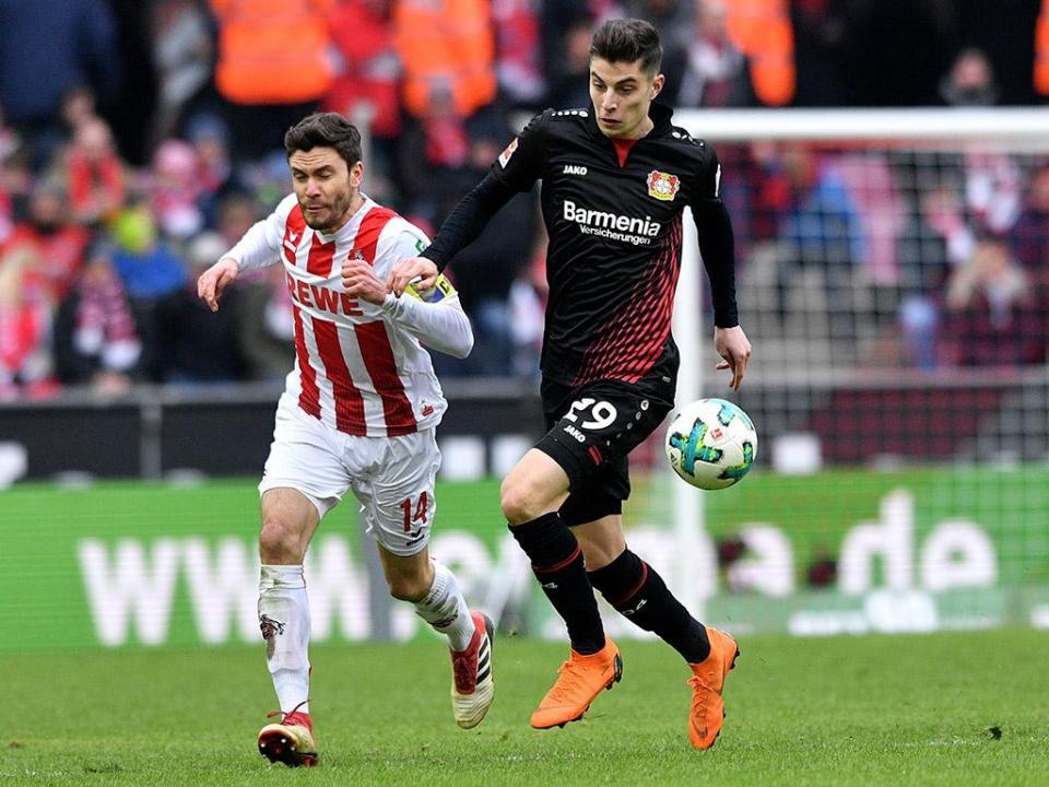 Alemanha: Colónia ganha fôlego e atrasa Leverkusen