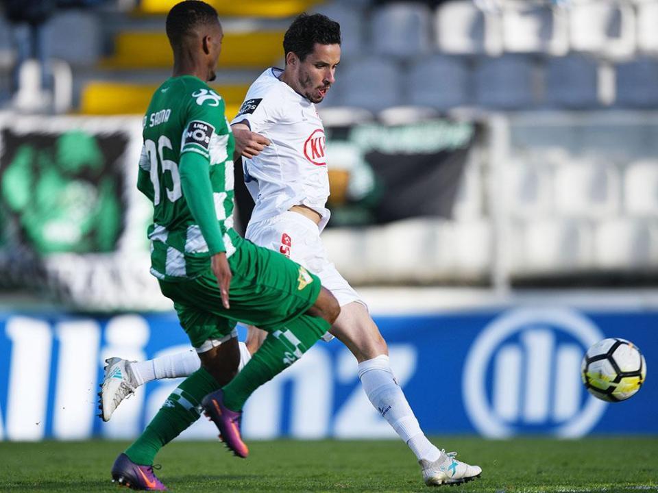 VÍDEO: Licá reduz no Restelo, 2-3 no Belenenses-Sporting