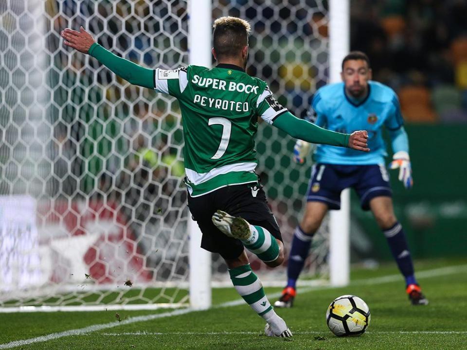Rúben Ribeiro: «Estou sem jogar por culpa do Sporting»
