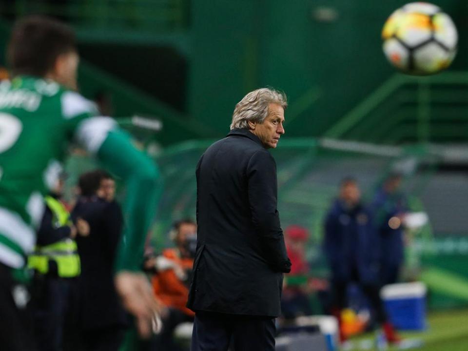 Jesus: «Benfica? O futebol é isto»