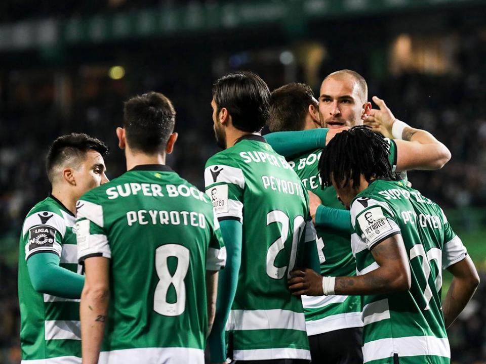 Sindicato «manifesta total solidariedade» com plantel do Sporting