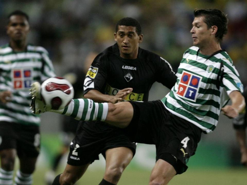 Joeano: «A minha vida é o futebol. Se fosse para o talho cortava um dedo»