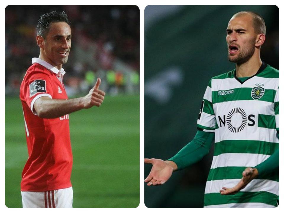 Quem tem mais influência nos resultados da equipa, Jonas ou Bas Dost?