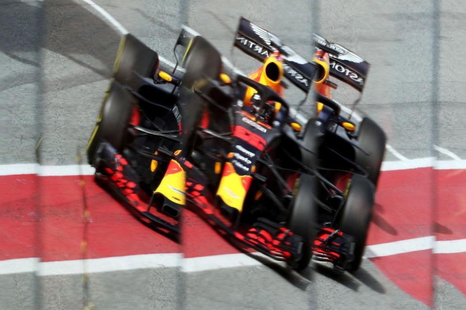 F1: Red Bull vai estrear piloto nos testes de Barcelona