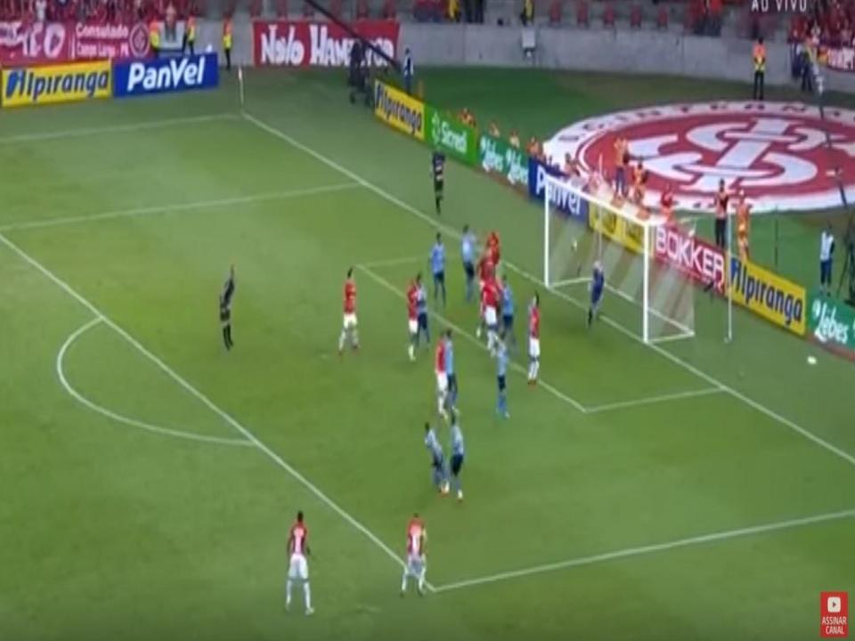 VÍDEO: Aos 36 anos, D'Alessandro ainda produz momentos como este