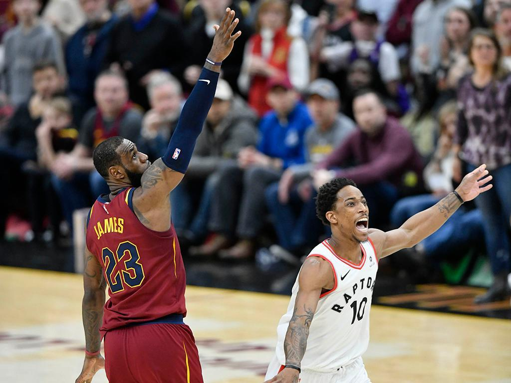 NBA: Cavaliers e Warriors vitoriosos nesta madrugada de «play-offs»