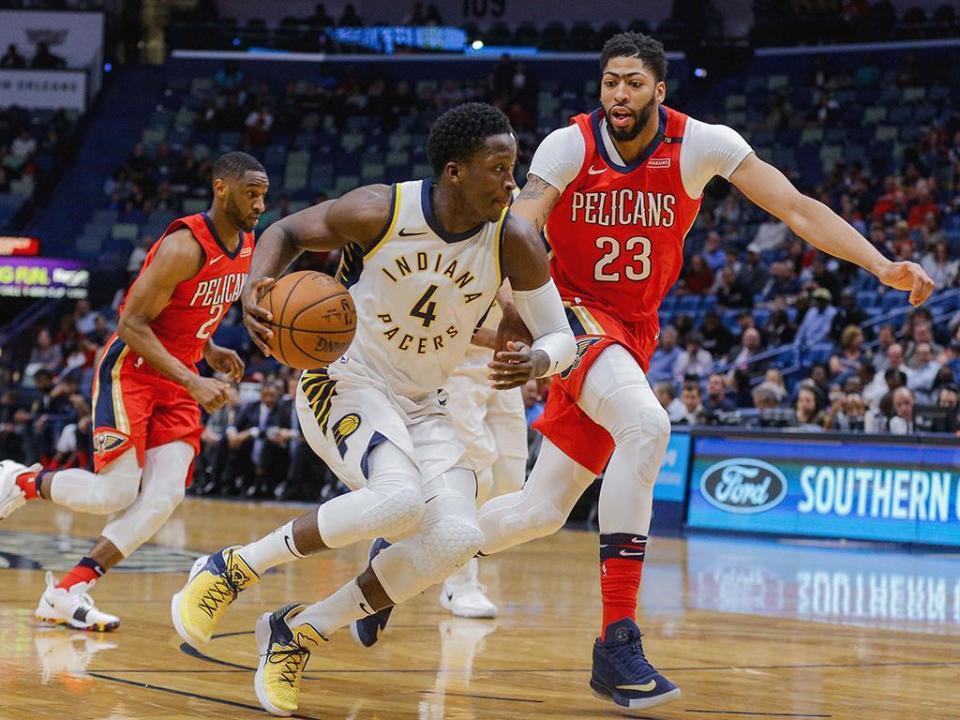 NBA: Indiana Pacers e Philadelphia 76ers garantem «play-off»