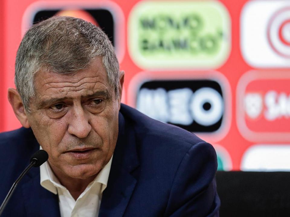 Fernando Santos: «Portugal está preparado para este jogo»