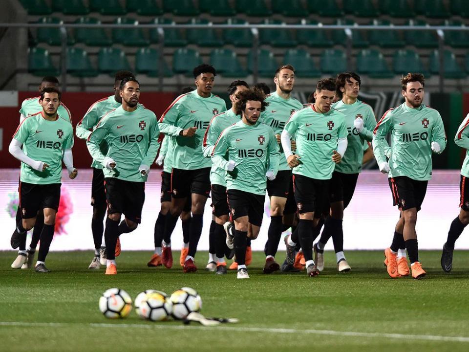 Sub-21: Pedro Amaral espera um «bom teste» frente à Itália