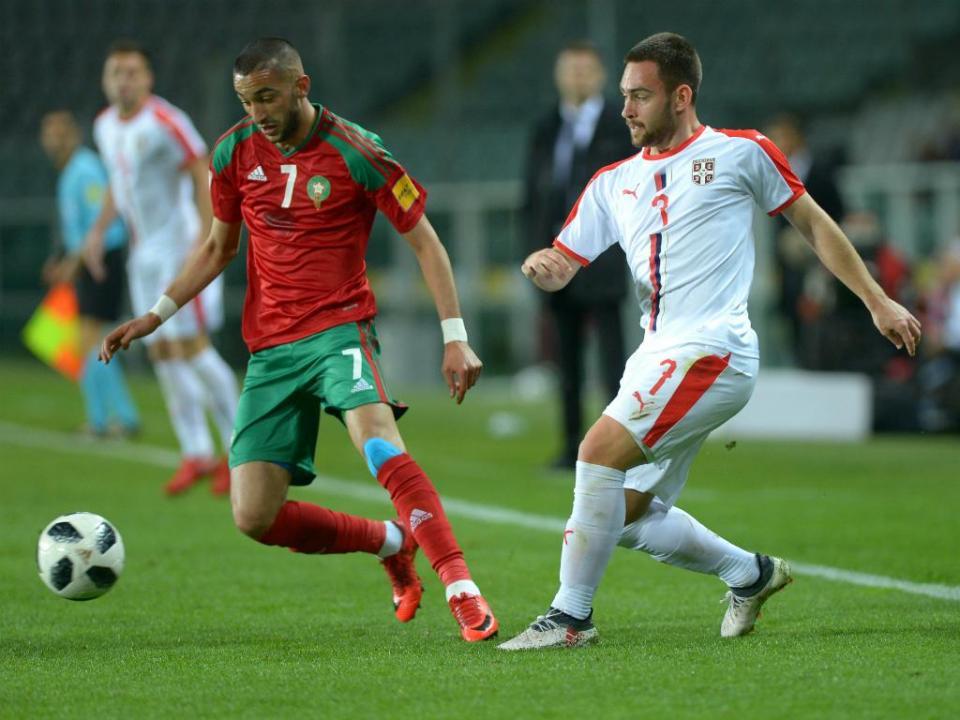 Sérvia vence Nigéria com Zivkovic e bis de Mitrovic
