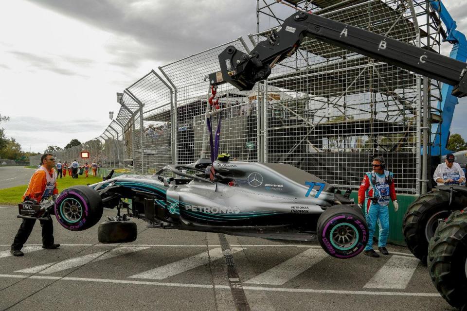 F1: regra das penalizações na grelha é para alterar em 2021