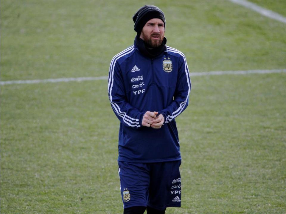 Messi aponta quatro favoritos ao Mundial...e sem Argentina
