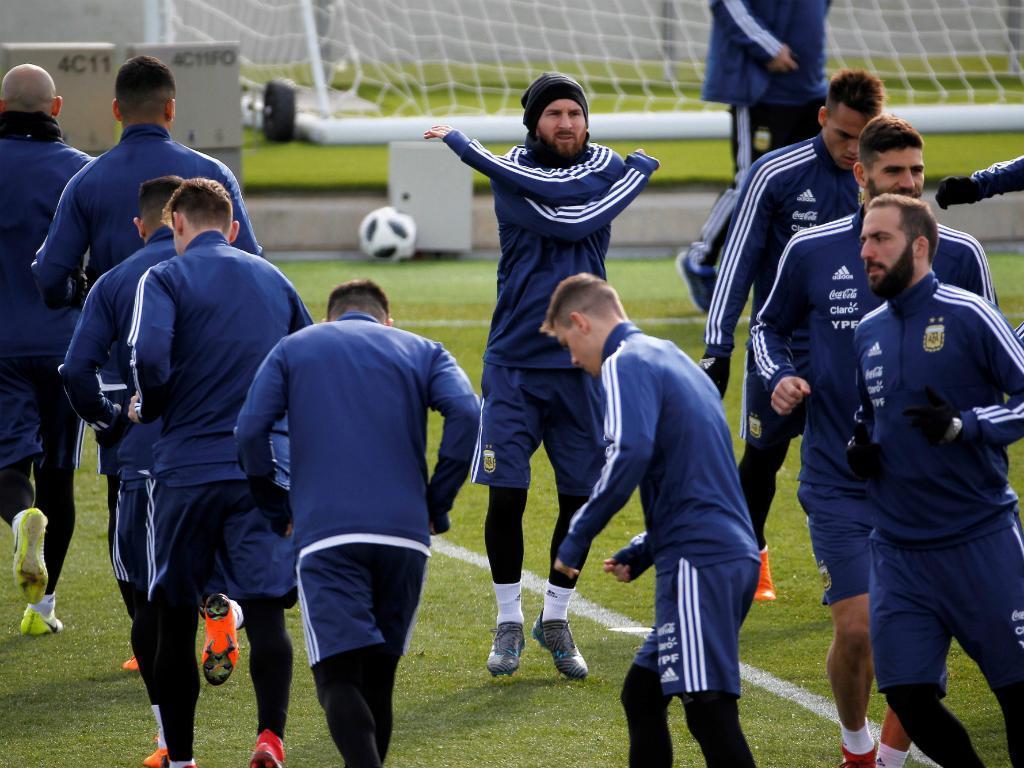 «É impossível ensinar alguma coisa a Messi»