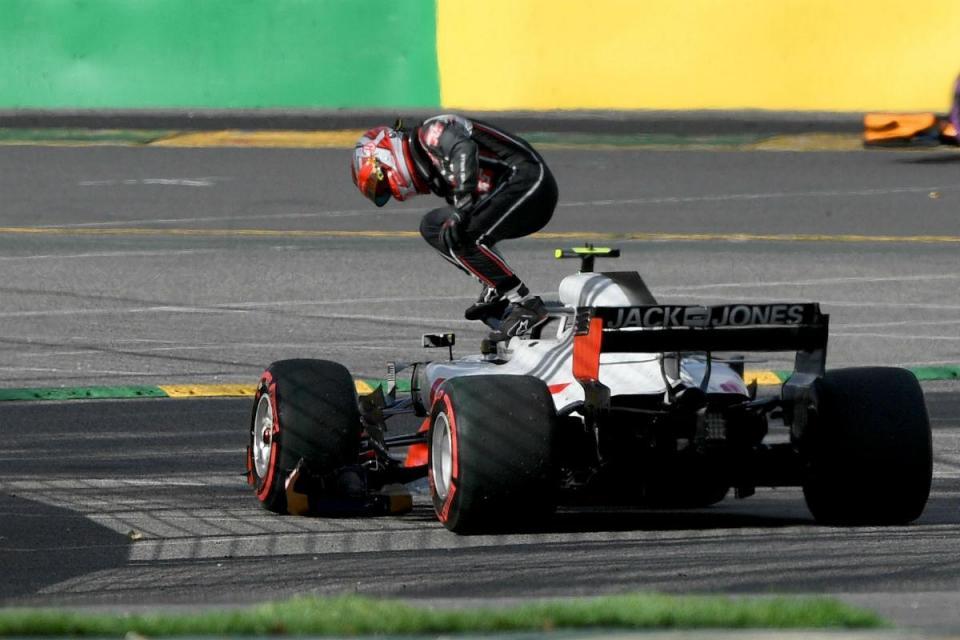 F1 estreia ranking dos pilotos e após o GP da Austrália... Vettel está em 10.º