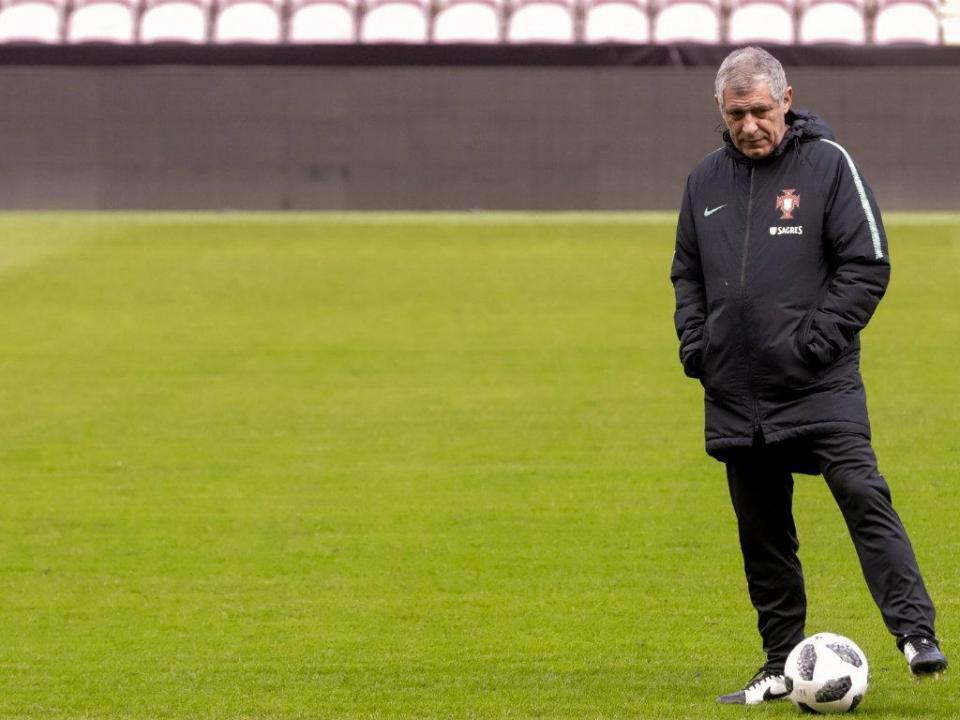 Seleção: próximo treino já será na Rússia e à porta aberta