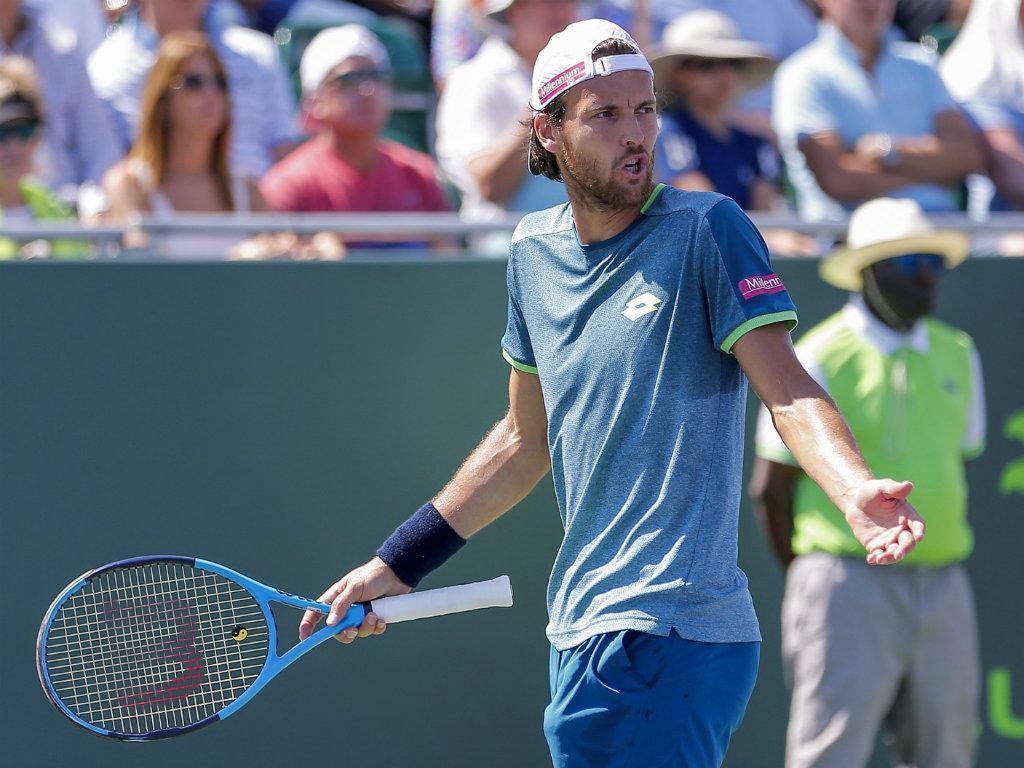 Miami: Sousa eliminado pelo tenista sensação do Open da Austrália