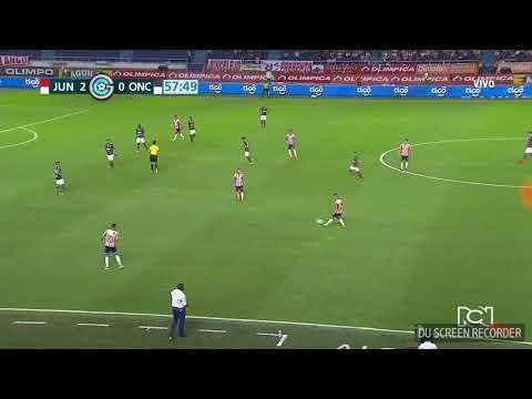 VÍDEO: golaço de Teo Gutiérrez na vitória do Junior Barranquilla