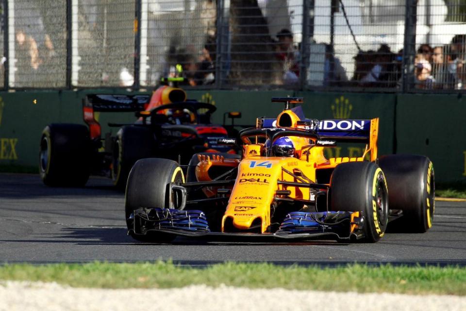 GP do Bahrain: McLaren eliminados na Q2 com Pérez