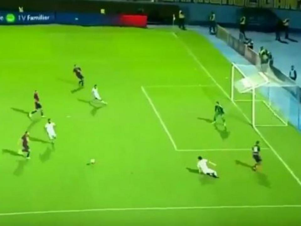 VÍDEO: pedem à FIFA que este golaço vença Prémio Puskás
