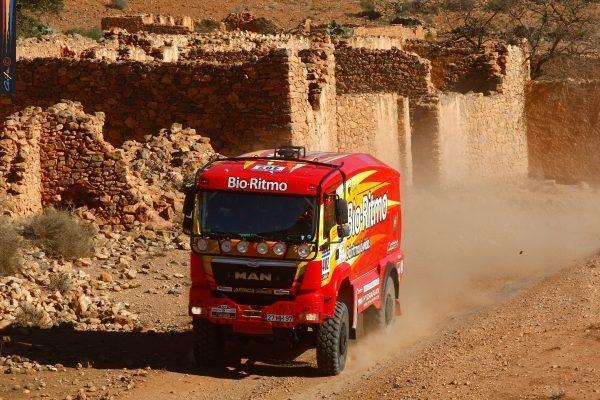 Morocco Desert Challenge com 108 equipas inscritas