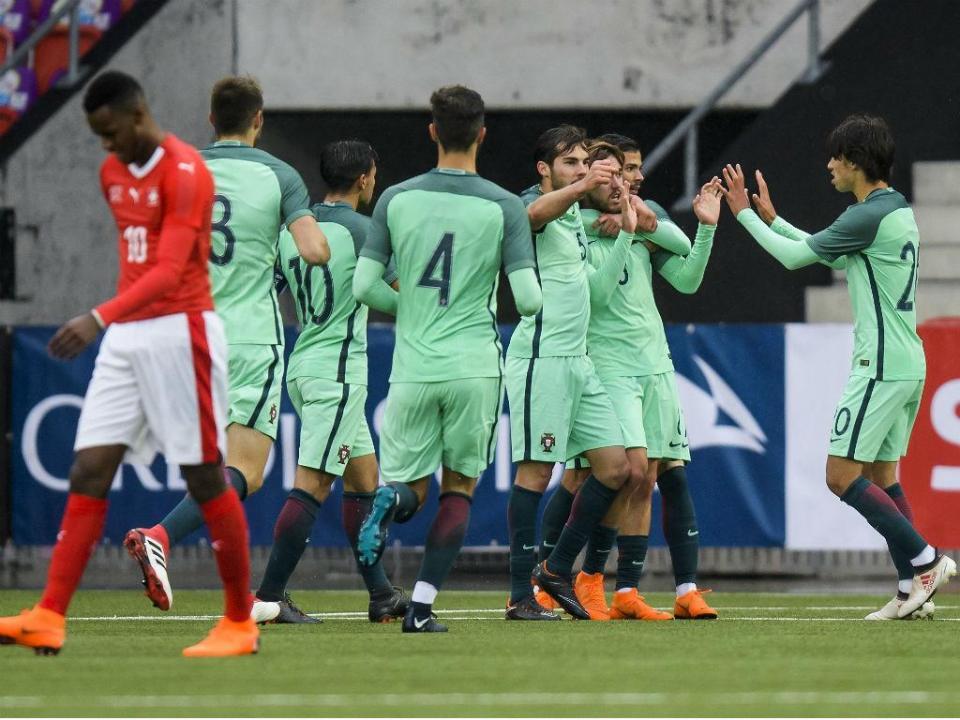 Sub-21: Portugal defronta Itália a partir das 17h30