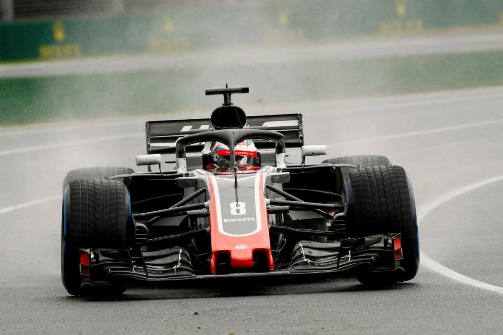 Haas faz alterações na equipa de mecânicos no Bahrain