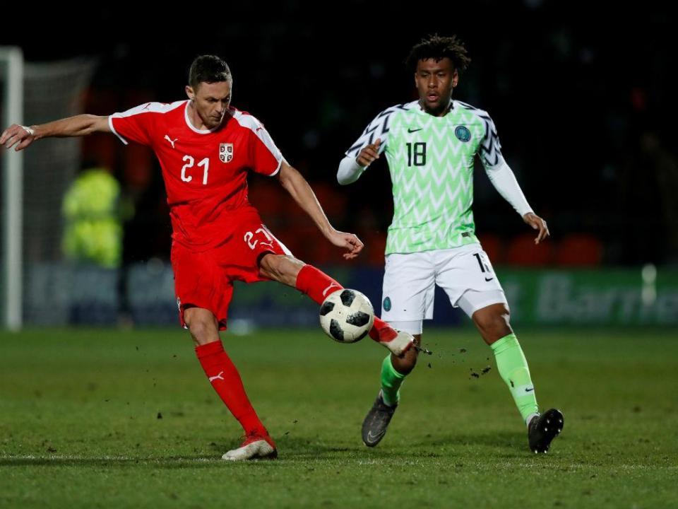 Camisola da Nigéria para o Mundial faz sucesso entre adeptos