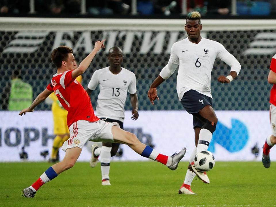 FIFA multa Rússia em 25 mil euros por racismo