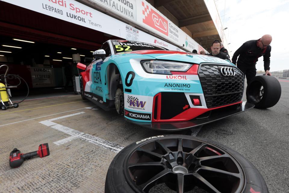 WTCR: Yokohama desenvolve pneu especial para Nürburgring