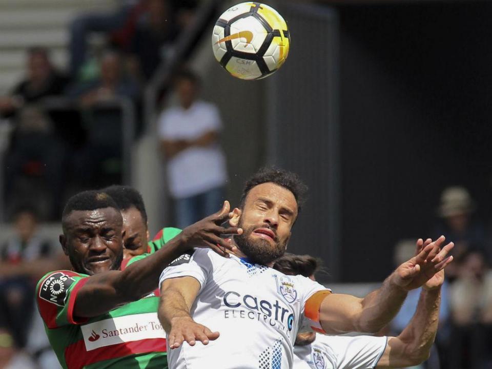 Marítimo-Feirense, 4-1 (destaques)