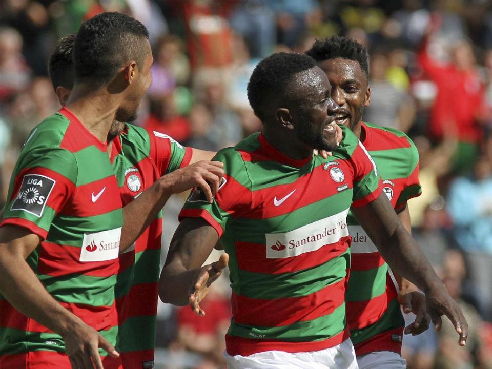 Marítimo perde com o Hull City no primeiro jogo de pré-época