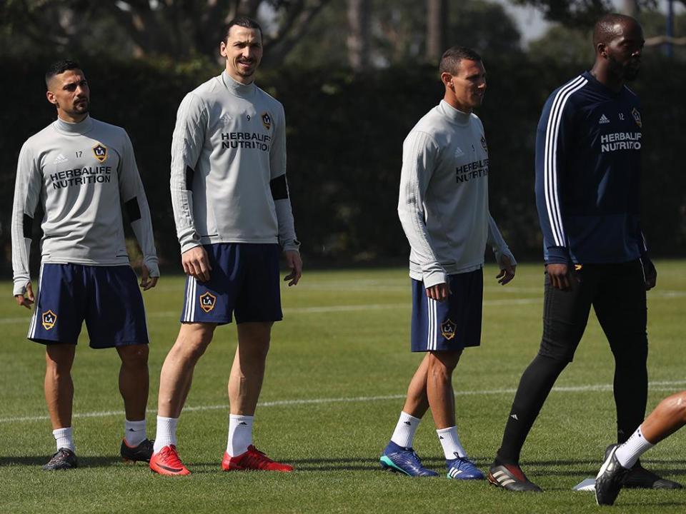 Ibrahimovic: «Se tivesse chegado há dez anos já era presidente»