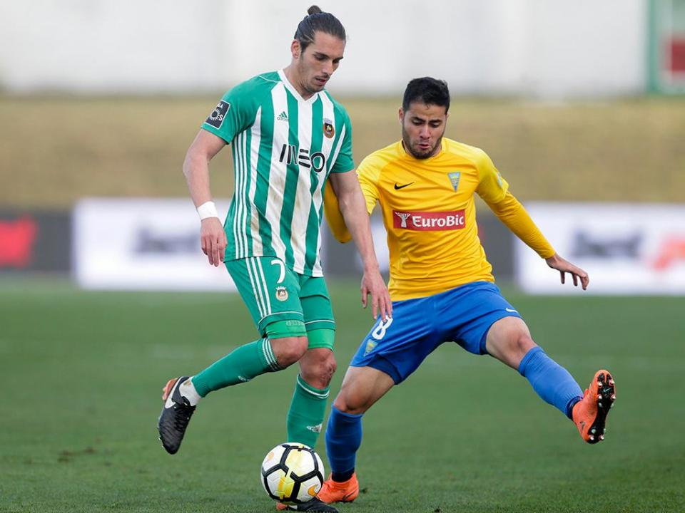 Rio Ave-Estoril, 2-0 (resultado final)