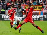 Leverkusen-Augsburgo