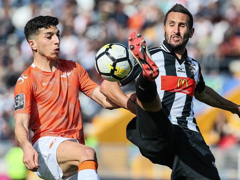 Portimonense-Moreirense, 4-3 (resultado final)