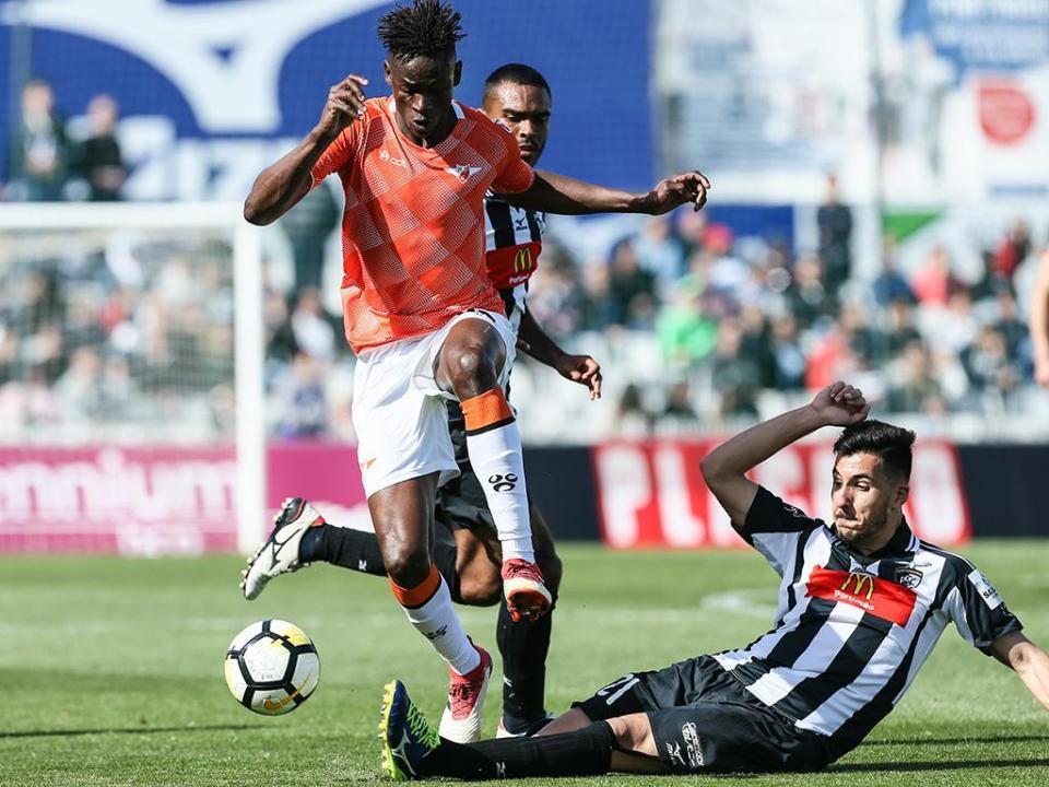 Portimonense-Moreirense, 4-3 (crónica)