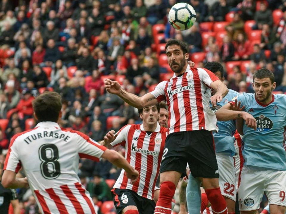 Espanha: Celta arranca empate em Bilbau com golos nos descontos