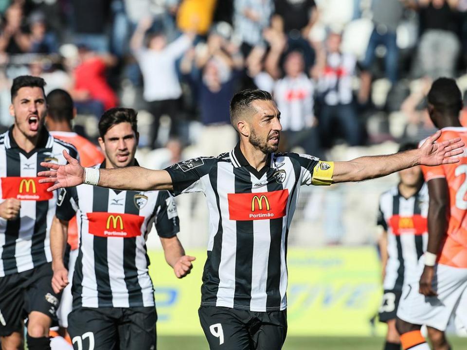 Portimonense-Moreirense, 4-3 (destaques)